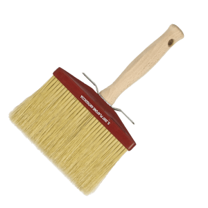 non drip block wall paint brush