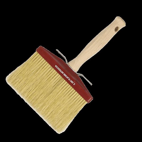 non drip block wall paint brush
