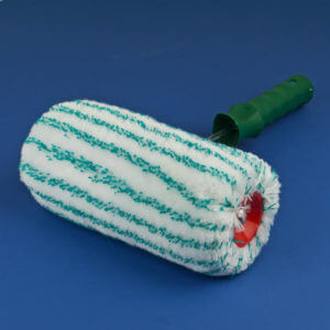 padded acrylic paint-roller