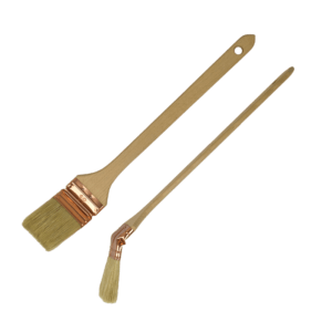 radiator paint brush long handle
