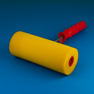 sponge paint roller